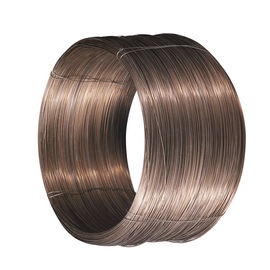 China 3mm - 8mm FeCrAl Wire Heating Resistance Wire For High Watt Tubular Coil Heater supplier