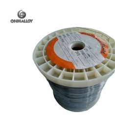 0.58mm K type bare thermocouple wire alumel chromel wire for K type thermocouple cable or thermocouple sensor