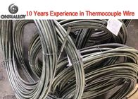 China Type K J Thermocouple Bare Wire 1000℃ Class I Accuracy factory