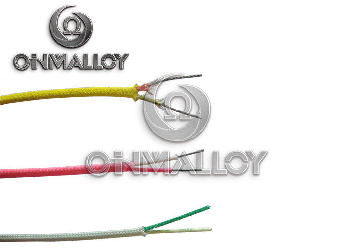 Molded Connectors With Thermocouple Extension Cables : Kx kc k type thermocouple cable extension compensating
