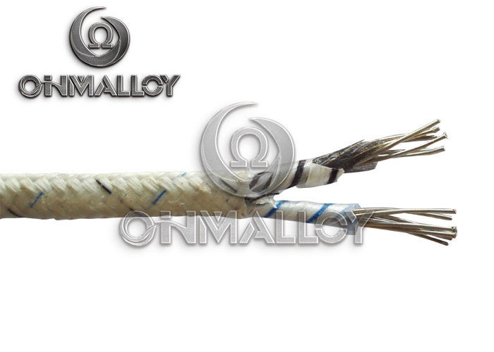 Moisture Resistance K Type Thermocouple Cable With Mica Glass Tape
