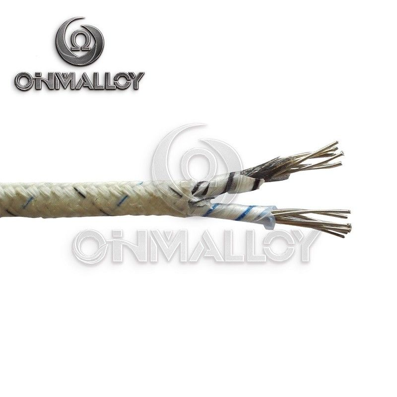 awg 20 type k thermocouple wire with steel braided shield
