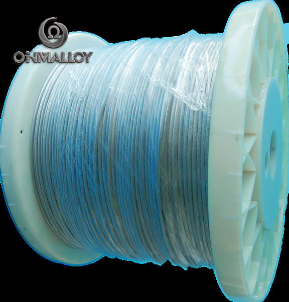 Resistance Heating Wire Nichrome Alloy 80% Nickel / 20% Chromium ...