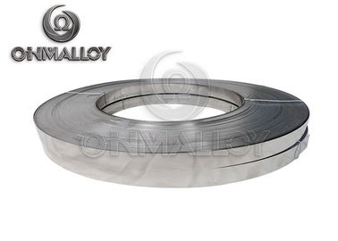 0Cr23Al5 FeCrAl Alloy Strip 0.6mm x 35mm For Dynamic Breaking Resistor