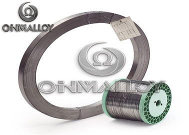 China Power Resistor 0Cr21Al4 High Temp Alloys 750Mpa Tenstrength 1.5mm x 40mm factory