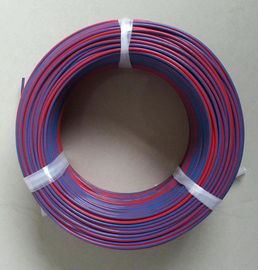 China 300℃ Temperature PVC Insulated Copper Wire Ni80Cr20 For Light Industry Machinery factory