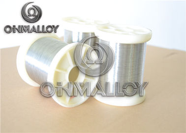 China 0.5mm / 0.8mm Diameter OCr23Al5 Wire Air Dry Heater High Temperature Alloys factory