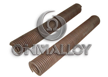 China 1.5mm * 8mm FeCrAl Alloy OCr13Al4 Strip 1.25μΩ.m For Edge Wound Resistor factory