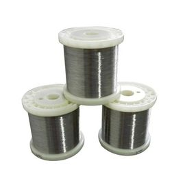Type K Thermocouple Wire Nickel Alloy Extension Wire Bright Surface 0.05 - 1.2mm