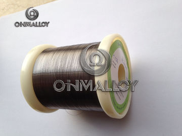 China KP / KN Thermocouple Extension Wire 0.25mm Type K Bare Cable Alloy Wire factory