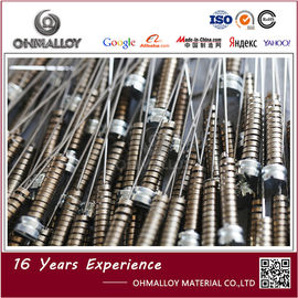 China Ohmalloy5j1580 Strip 10mm 20mm Width Bi Metal Strip For Bimetallic Thermometer factory