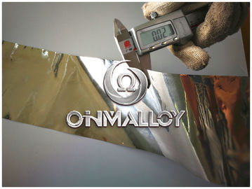 0.02m thickness 1J79 strip ,super permalloy ,magnetic,shielding, low price,free sample, fast delivery