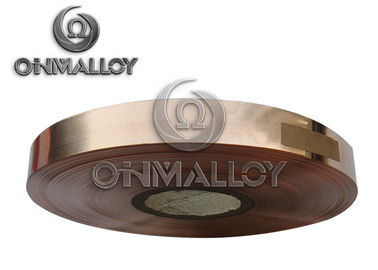 0.02mm thickness CuNi44(constantan) Resistance Foil,low resistance alloy