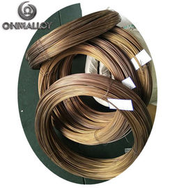 China 0Cr25Al5 Diameter 3.0mm Heat Resistant Wire Fecral Gold 700 Mpa Tensile Strength factory