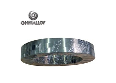 China Iron Nickel 1J46 Ni46 Soft Magnetic Alloys Wire / Strip For Sensitive Relays factory