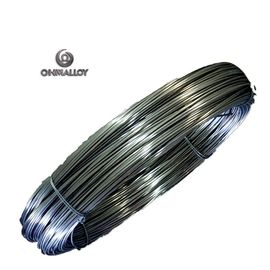 China 0Cr21Al4 FeCrAl High Temp Alloys Ribbon / Wire For Industrial Furnace SWG16 factory