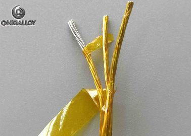 China Nickel Plated Copper Thermocouple Wire Type RTD PT100 Kapton Wrapping Sheath factory