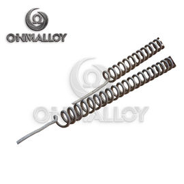 China 15 - 25mm Diameter FeCrAl Alloy H23YU5T Spring With 5mm Diameter Wire ISO factory