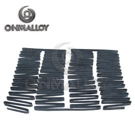 China Furnace FeCrAl Alloy FeCr23Al5 Resistance Band Strip For Heating Elements factory