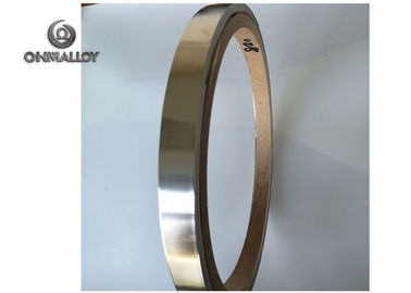 China Household Appliances FeCrAl Alloy Resistance Strip Hydrogen Annealing Wire Shape factory