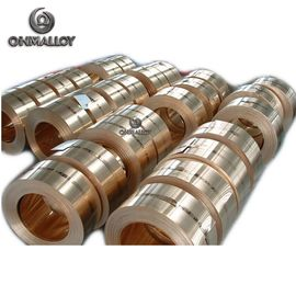China C17200 Beryllium Copper Based Alloys For Molding Dies Parts Corrosion Resistance factory