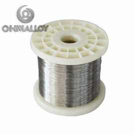 China Nikrothal 8 Nichrome Heating Wire Annealling 0.12mm For Making Ceramic Band Heater factory