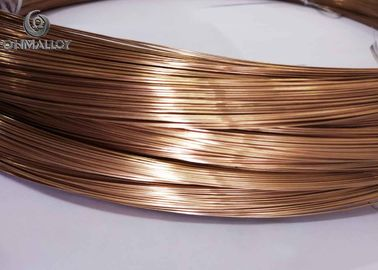 China Becu Beryllium Copper Based Alloys Jis C1720 Spring Wire Strip Xhm Hard Treatment factory