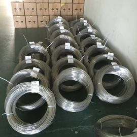 China Bright Surface Nichrome Alloy High Electrical Resistance For Electric Drying Mesh factory
