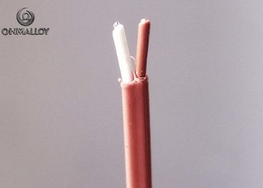 China PFA Insulated Type T Thermocouple Cable Class I Accuracy High Stability factory
