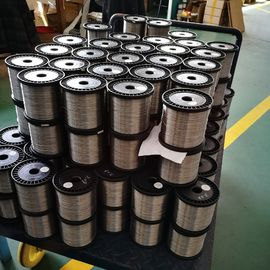 China Excellent Creep Resistance FeCrAl Alloy 0Cr27Al7Mo2 Wire Bright Surface factory
