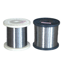 China Fe Base Heating Wire OCr21Al6Nb FeCrAl alloy 1mm~8mm heating resistance wire for braking resistor factory