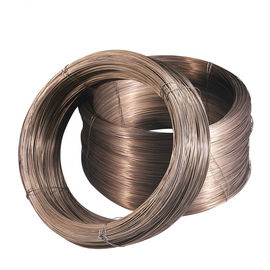 China 7.1 Density Electric Oven Wire Oxidation 0Cr21Al6Nb High Temperature Wire factory