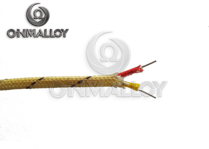 ANSI Standard K Type Thermocouple Cable For High Temperature Usage