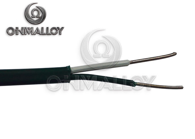 24 AWG or 20AWG J Type Thermocouple Cables With Black / White Color