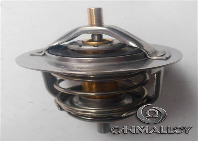 Automotive Thermostat Elements Precision Alloys With Spool / Coil Package