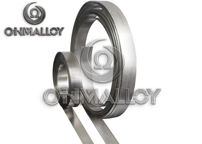 Ni30Cr20 Nichrome Alloy , Electric Heating Strip For Powe Resistor