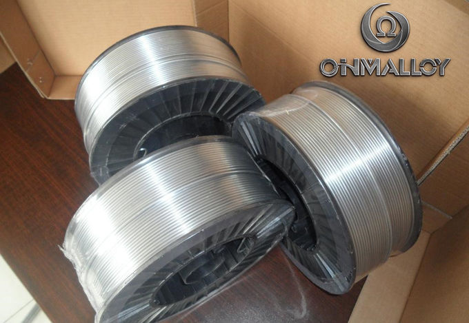 OCr25Al5 Thermal Spray Wire 6300 psi Bond Strength 100-200 Amperage