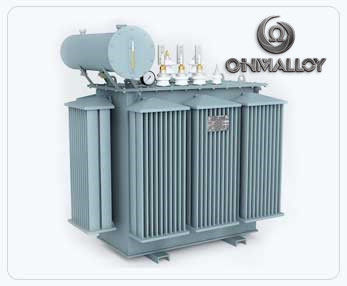 Nanocrystalline Powe Transformer Core Material Plastic / SS 304 Shiled