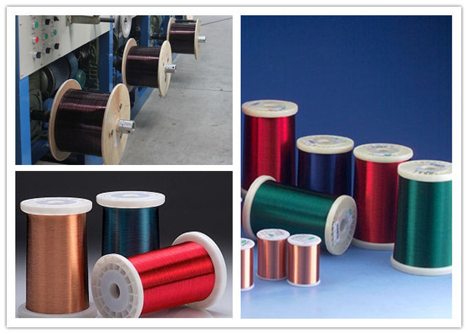 Enamelled Constantan / Manganin / Constantan Wire For Wire Wound Resistor