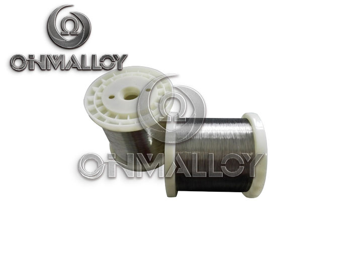 Chromel / Alumel Type K Bare Thermocouple Wire Dia 0.3mm For Oxidizing