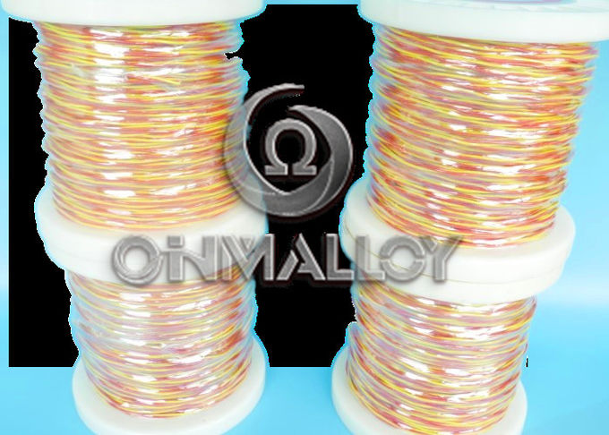 0.81mm Type K Thermocouple Wire With Fiberglass Insulated 600 Degree