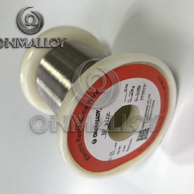 KP / KN Thermocouple Extension Cable 0.05mm AWG 44 Conductor