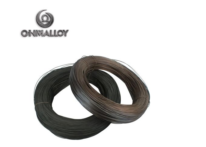 High Temperature FeCrAl Alloy 0Cr27Al7Mo2 Resistance Heating For Furnace Wire