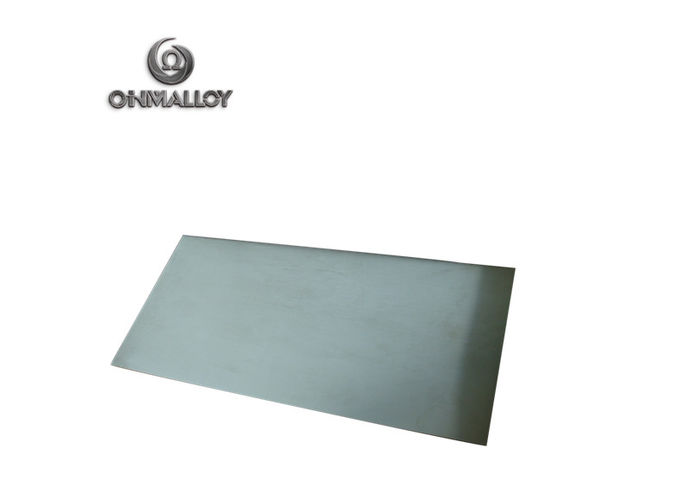 High Temperature Pure Nickel Plate / Nickel 200 Plate Thickness 1mm-10mm