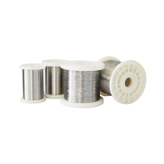 Bright Surface Nichrome Resistance Wire High Temperature Ni70Cr30