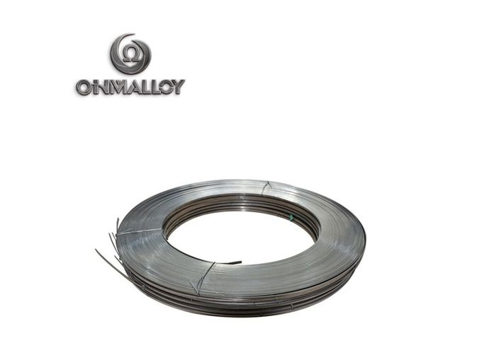 Ni-span C-902 Elastic alloy(3J53) Strip 0.1 - 9mm Thickness With 8.0 G / Cm3 Density