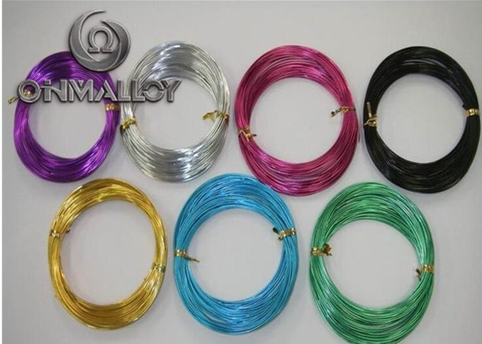 Polyethylene Insulated Enameled Nichrome Wire Ni80Cr20 Ni30Cr20 Ni60Cr15