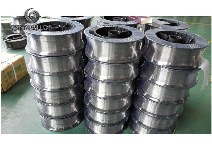 Thermal Spray Nickel Alloy Wire NiAl95/5 Arc Spraying 1.6mm Diameter ISO Certification