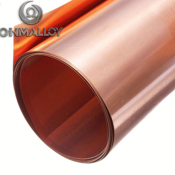 ASTM C11000 Pure Metals For Conductive Thermal Corrosion Resistant Equipment